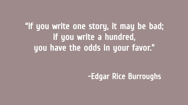 Writing service quote